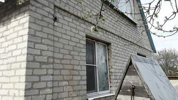 Окупанти обстріляли житлові будинки на окупованому Донбасі