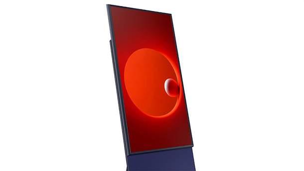 Samsung выпустила вертикальный телевизор