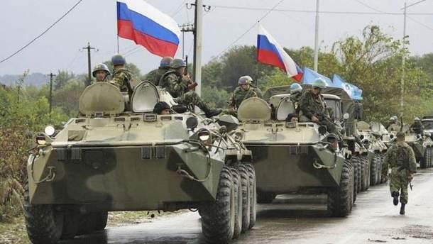 У Зеленского назвали силы России возле границ с Украиной