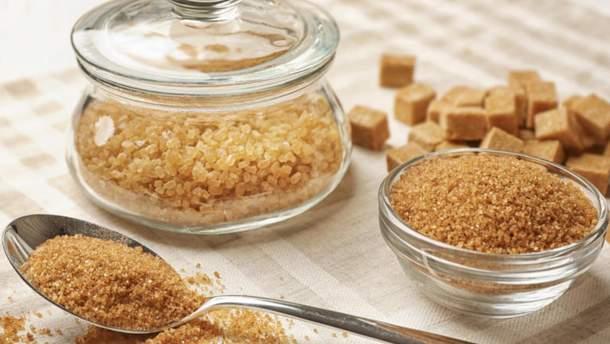Чи корисніший коричневий цукор за білий