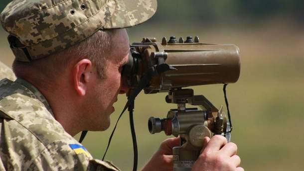 Українські військовослужбовці на фронті зайняли нові позиції
