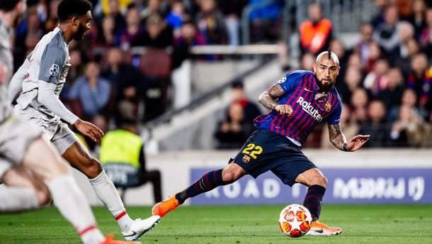 Ливерпуль - Барселона где смотреть онлайн 07.05.2019 - 1/2 Лига чемпионов