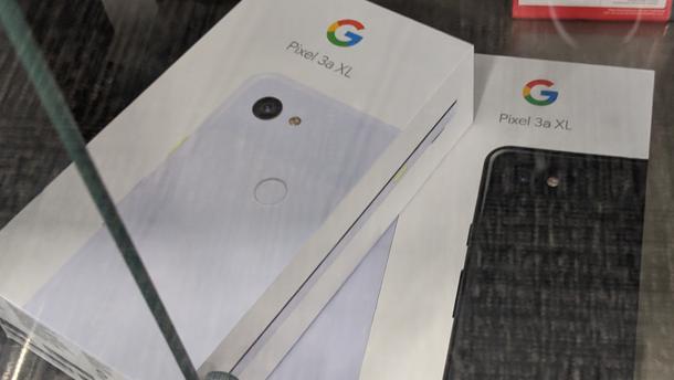 Google Pixel 3a та Pixel 3a XL надійшли у продаж