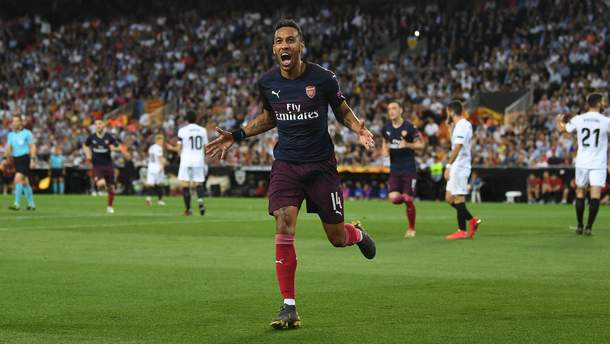 Валенсия - Арсенал: счет матча и видео голов - 09.05.2019