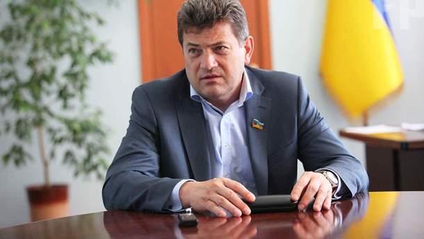 В Запорожье госпитализировали мэра Владимира Буряка