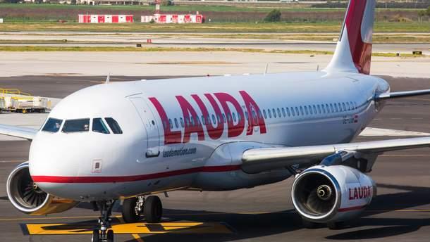 Laudamotion відкриває нові рейси з України