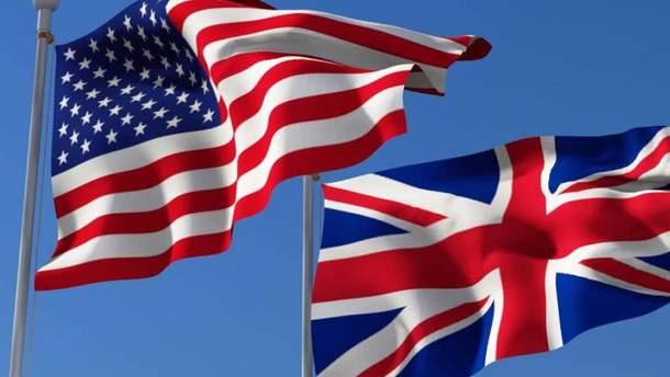 США погрожують Великобританії припиненням співпраці в галузі розвідки