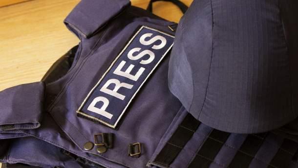 Поліція відкрила 60 справ через злочини проти журналістів