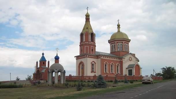 Україна закликає ОБСЄ розслідувати захоплення храму ПЦУ на окупованій Донеччині