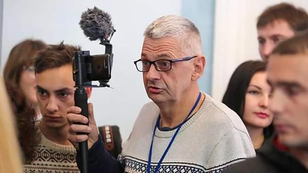 Невідомі побили журналіста-розслідувача Вадима Комарова