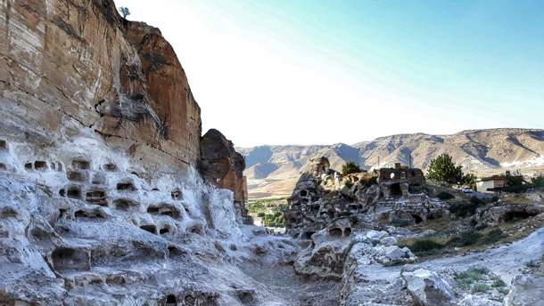 Пещеры Хасанкейфа