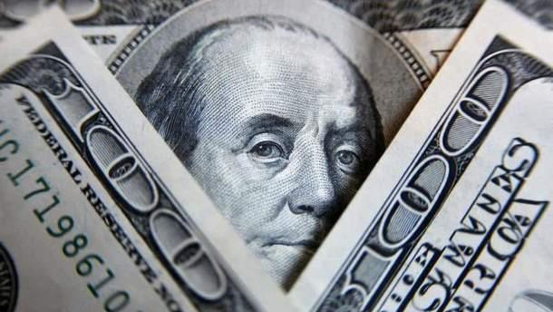 Курс долара з 6 травня по 12 травня