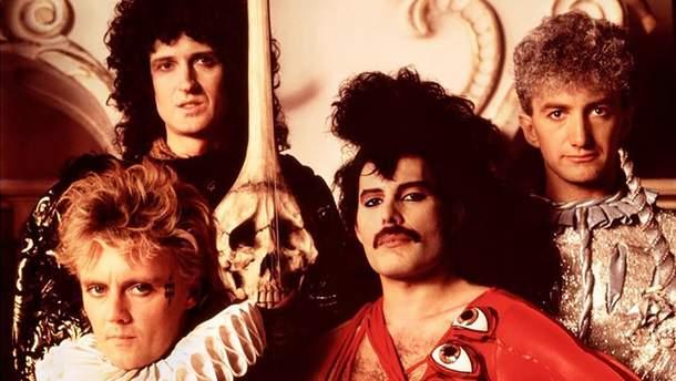 Гурт Queen / архівне фото