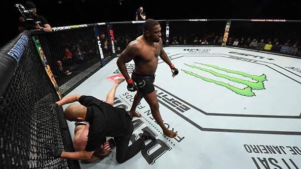 Сергій Співак поступився у своєму дебютному поєдинку в рамках UFC