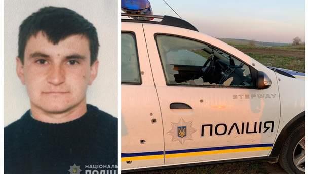Полиция Одесской области разыскивает мужчину, которых обстрелял правоохранителей