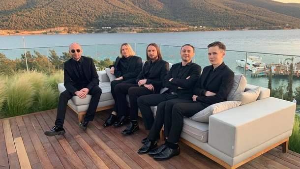 """Гурт """"Антитіла"""" відіграє серію концертів з MELOVIN"""