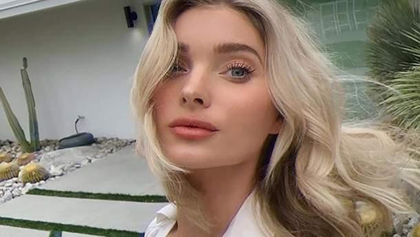 Ельза Госк оголилась перед камерою