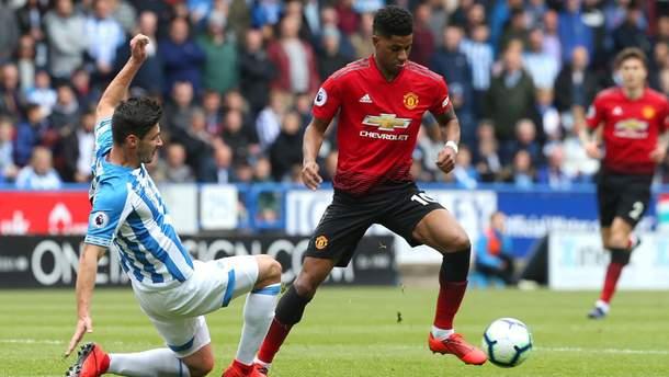 Хаддерсфілд – Манчестер Юнайтед: результат матчу та відео голів