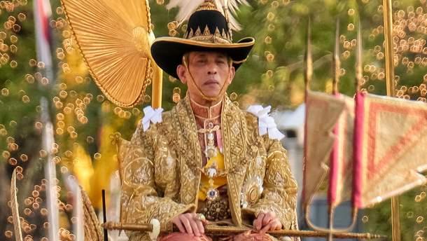 У Таїланді відбулася коронація нового короля