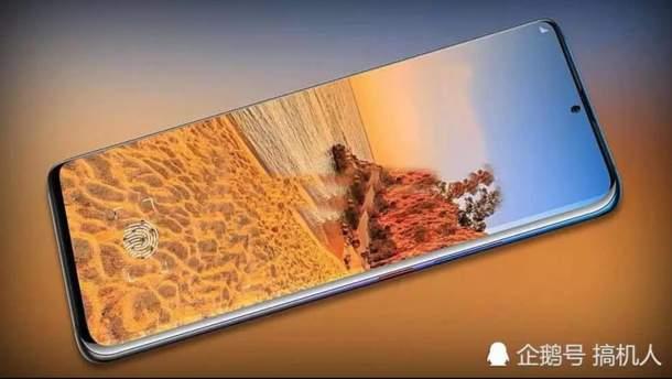 Дизайн смартфона Huawei Mate 30 Pro