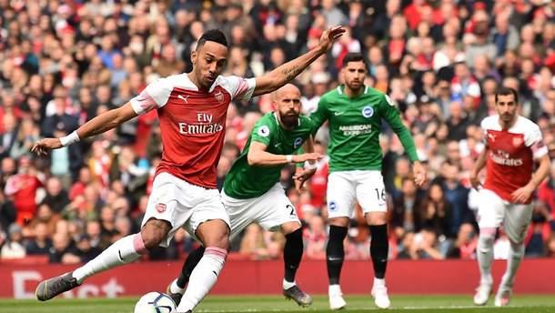 Арсенал – Брайтон: результат матчу та відео голів