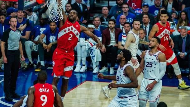 Результати НБА