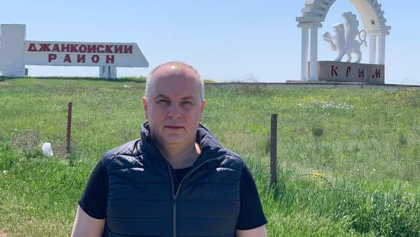 Шуфрич поехал в оккупированный Крым