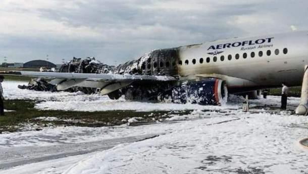 Бортпровідник згорілого в Шереметьєво літака написав останнє повідомлення своїй дівчині перед смертю