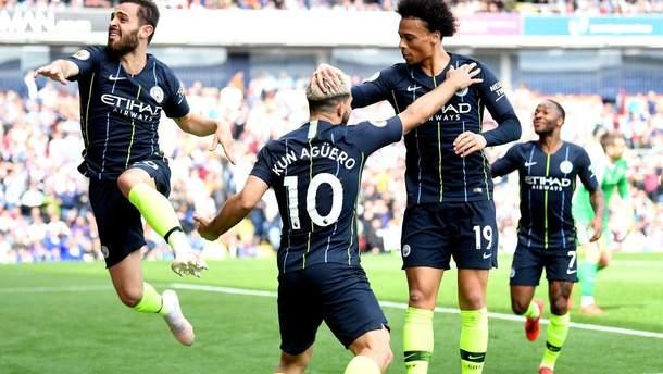 """Игроки """"Манчестер Сити"""" получат 15 миллионов фунтов в случае победы в трех турнирах"""