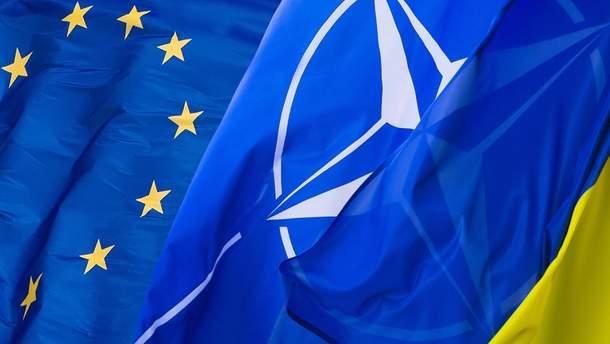 Україна не змінить курс на ЄС і НАТО