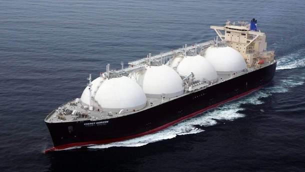 Кораблі з американським газом уже поспішають до Європи