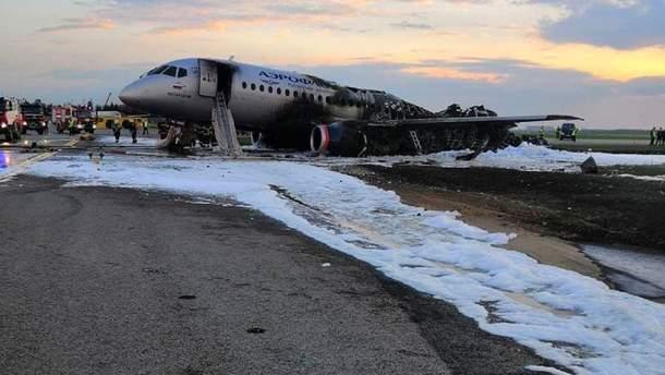 Следственный комитет России считает, что в катастрофе виноваты пилоты