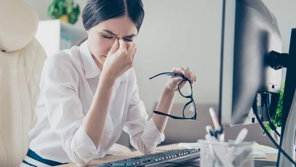 Що робити при травмі очей