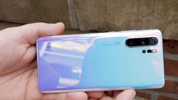 Huawei P30 Pro имеет самый комфортный интерфейс