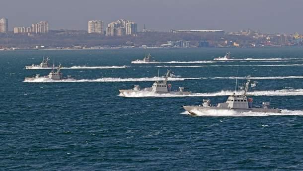 Россия не имеет возможности напасть на Украину через Азовское побережье