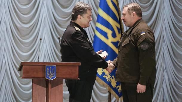 Президент звільнив командувача Нацгвардії Аллерова