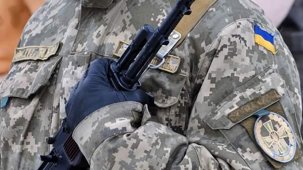 На Донбассе погибли два украинских военных