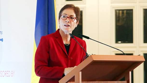 У Конгресі США вважають рішення політично мотивованим рішення про звільнення Йованович