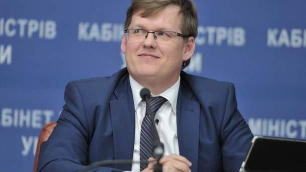 Розенко прокомментировал возможную отставку правительства при руководстве Зеленского