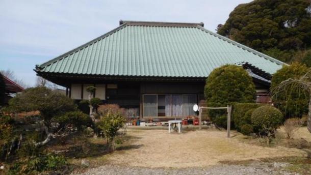 Жилой дом эпохи самураев  можно арендовать в Японии