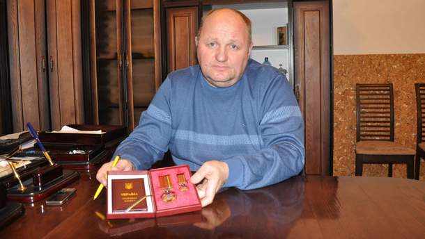 Депутат Волинської облради Анатолій Бусько