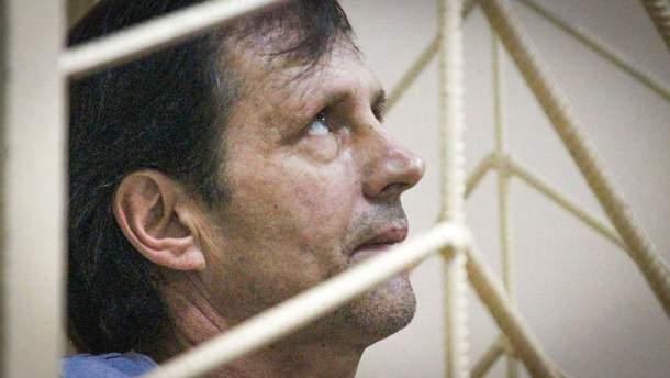 До українського політв'язня Балуха не пустили консула: його стан погіршився