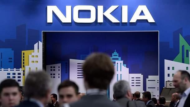 Nokia передаст некоторые права собственности российской компании