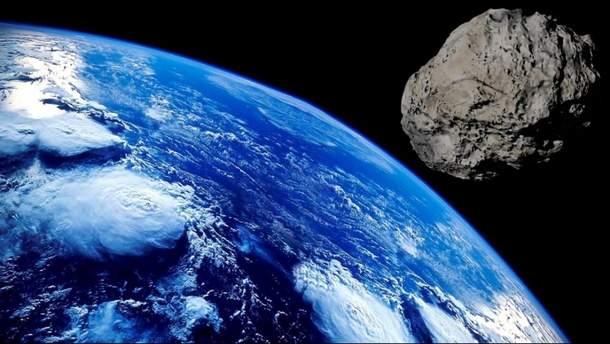 У NASA змоделювали падіння астероїда
