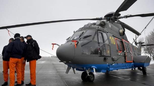 Вертоліт Н-225 Super Puma