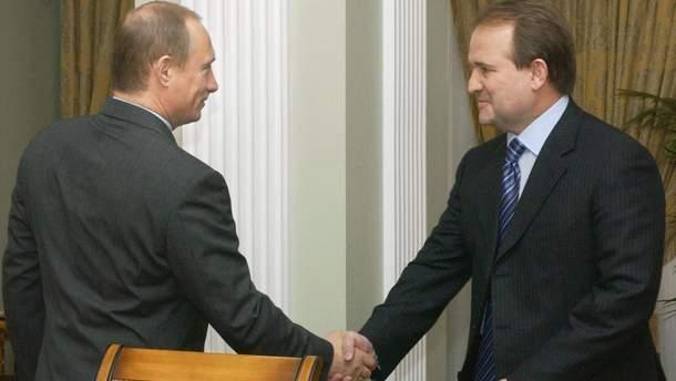 Волкер заявил, что отношения Медведчука и Путина вызывают большую обеспокоенность