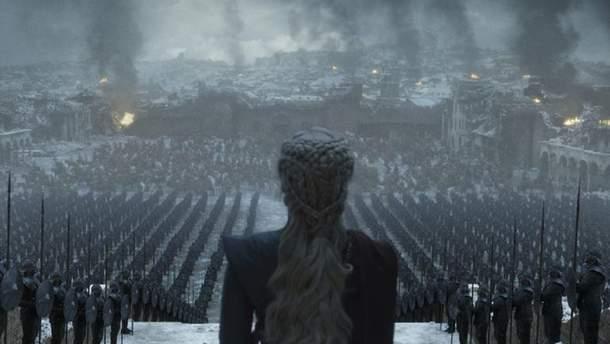 Гра престолів 8 сезон 6 серія спойлери - трейлер 6 серії дивитися онлайн