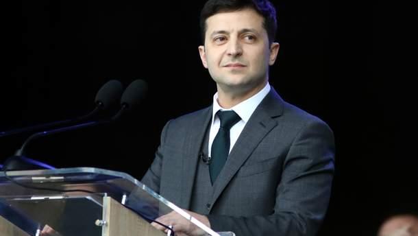 Зеленский обратился к украинцам по случаю 9 мая