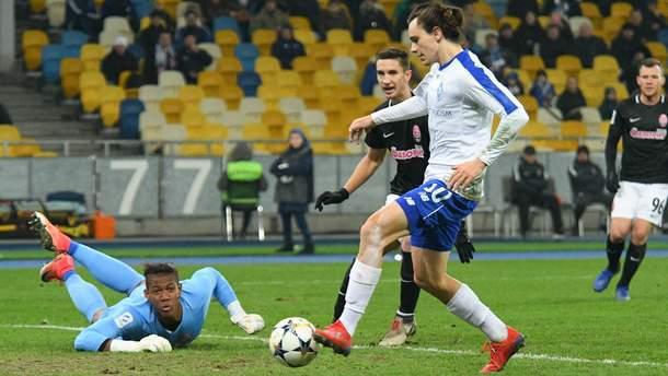 Динамо – Зоря: прогноз букмекерів на матч 11 травня 2019 - УПЛ