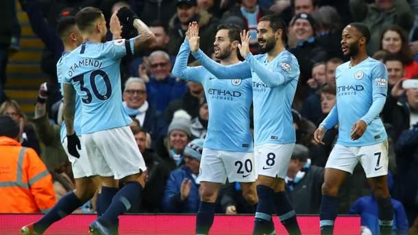 Брайтон - Манчестер Сити: где смотреть онлайн 12 мая 2019 - чемпионат Англии